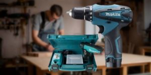 Perceuse visseuse Makita DF330DWE