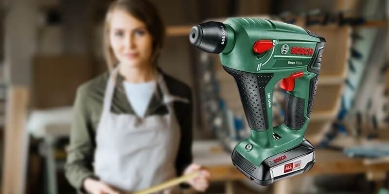 Perforateur sans fil Bosch Uneo Maxx