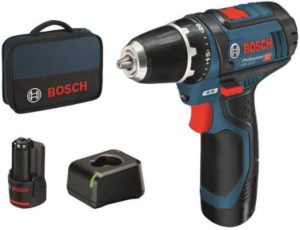 Perceuse Bosch GSR 12V-15